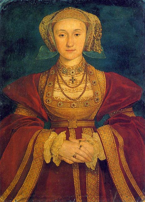 Portrait of Anne of Cleves, c.1539 | Hans Holbein | Giclée Canvas Print