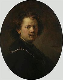 Rembrandt | Self Portrait | Giclée Canvas Print