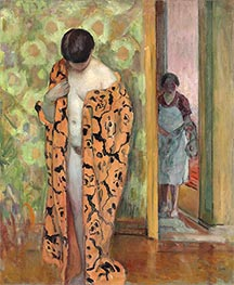 Henri Lebasque | The Japanese Bathrobe | Giclée Canvas Print