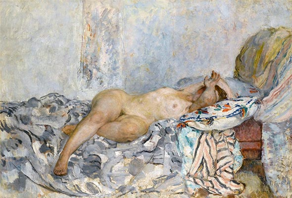 Odalisque, c.1925 | Henri Lebasque | Giclée Canvas Print