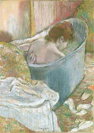 Degas | The Bath | Giclée Canvas Print