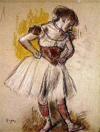 Degas | Dancer | Giclée Canvas Print
