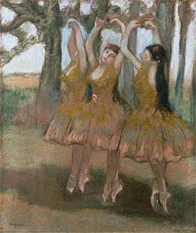 Degas | The Greek Dance | Giclée Paper Print