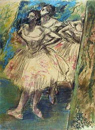 Degas | Dancer in the Wing, c.1905 | Giclée Paper Print