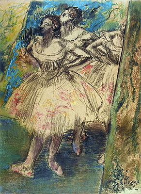 Dancer in the Wing, c.1905 | Degas | Giclée Paper Print
