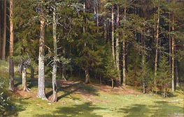 Ivan Shishkin | The Clearing | Giclée Canvas Print