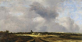Ruisdael | View of Naarden | Giclée Canvas Print
