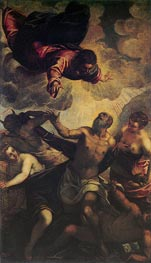 Tintoretto | The Temptation of St. Anthony | Giclée Canvas Print