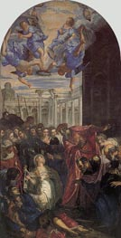Tintoretto | The Miracle of St. Agnes | Giclée Canvas Print