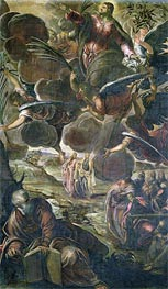 Tintoretto | The Ascension of Christ | Giclée Canvas Print