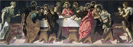 Tintoretto | The Last Supper | Giclée Canvas Print