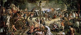 Tintoretto | The Crucifixion of Christ, 1565 | Giclée Canvas Print