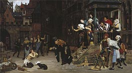 Joseph Tissot | The Return of the Prodigal Son, undated | Giclée Canvas Print