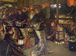 Joseph Tissot | The Prodigal Son in a Foreign Land, 1880 | Giclée Canvas Print