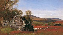James McDougal Hart | Summer in the Catskills, c.1865 | Giclée Canvas Print
