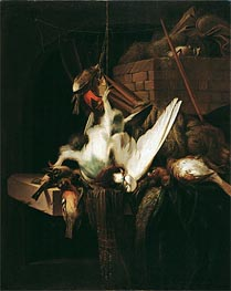 Jan Baptist Weenix | Dead Game Birds | Giclée Canvas Print