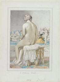 Ingres | Turkish Bath | Giclée Paper Print