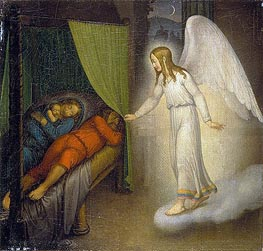 Overbeck | Joseph's Dream, 1810 | Giclée Canvas Print