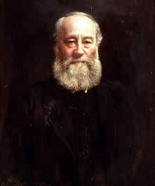John Collier | Portrait of James Prescott Joule | Giclée Canvas Print