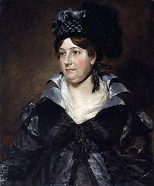 Constable | Mrs. James Pulham | Giclée Canvas Print