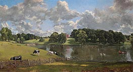 Constable | Wivenhoe Park, Essex | Giclée Canvas Print