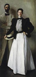 Sargent | Mr. and Mrs. I. N. Phelps Stokes | Giclée Canvas Print