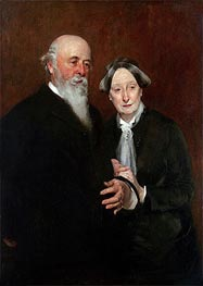 Sargent | Mr. and Mrs. John W. Field | Giclée Paper Print