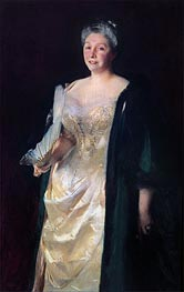 Sargent | Mrs. William Playfair | Giclée Canvas Print