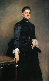 Sargent | Eleanora O'Donnell Iselin (Mrs. Adrian Iselin), 1888 | Giclée Canvas Print