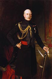 Sargent | Arthur, Duke of Connaught, 1908 | Giclée Canvas Print