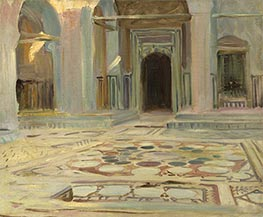 Sargent | Pavement, Cairo, 1891 | Giclée Canvas Print