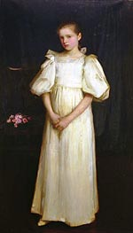 Waterhouse | Phyllis Waterlow, 1895 | Giclée Canvas Print