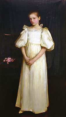Phyllis Waterlow, 1895 | Waterhouse | Giclée Canvas Print