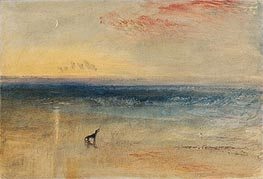 J. M. W. Turner | Dawn after the Wreck | Giclée Paper Print