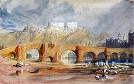 J. M. W. Turner | The Moselle Bridge at Coblenz, 1817 | Giclée Paper Print