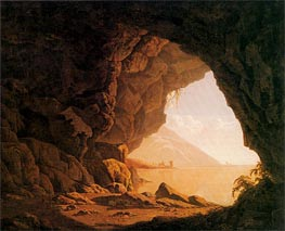 Wright of Derby | A Cavern Morning | Giclée Canvas Print
