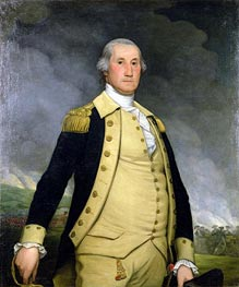 Wright of Derby | George Washington | Giclée Canvas Print