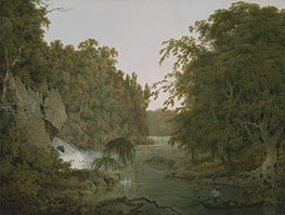 Wright of Derby | Dovedale, 1786 | Giclée Canvas Print