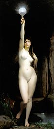 Jules Joseph Lefebvre | The Truth | Giclée Canvas Print