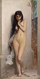 Jules Joseph Lefebvre | The Grasshopper | Giclée Canvas Print