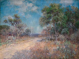 Julian Onderdonk | Road to the Hills | Giclée Canvas Print