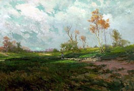 Julian Onderdonk | Autumn Shadows, undated | Giclée Canvas Print