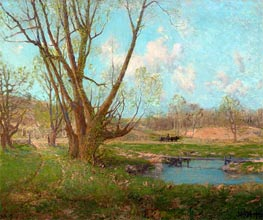 Julian Onderdonk | Coming Rain, undated | Giclée Canvas Print