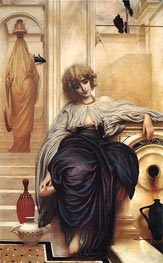 Frederick Leighton | Songs Without Words (Lieder Ohne Worte) | Giclée Canvas Print