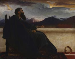 Frederick Leighton | David, 1865 | Giclée Canvas Print
