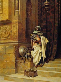 Ludwig Deutsch | The Palace Guard, 1900 | Giclée Canvas Print