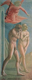 Masaccio | Adam and Eve Banished from Paradise, c.1427 | Giclée Canvas Print