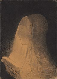 Odilon Redon | The Book of Light | Giclée Canvas Print