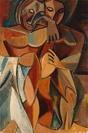 Picasso | Friendship, 1908 | Giclée Canvas Print