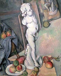 Cezanne | Still Life with Plaster Cupid | Giclée Canvas Print